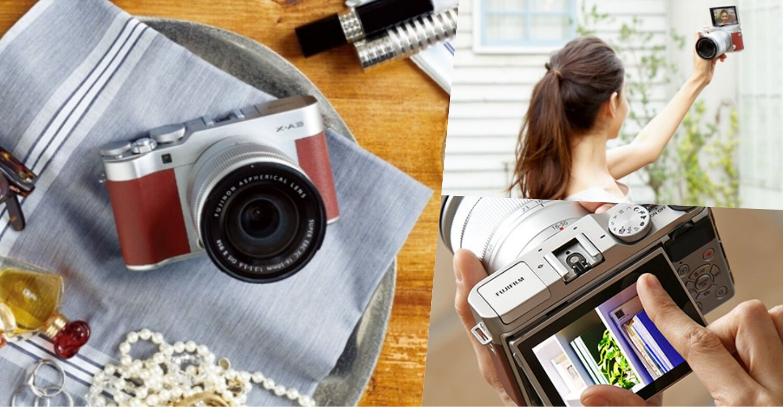 Fujifilm XA3 vẫn cho những bức hình đẹp, bất chấp mọi điều kiện ánh sáng