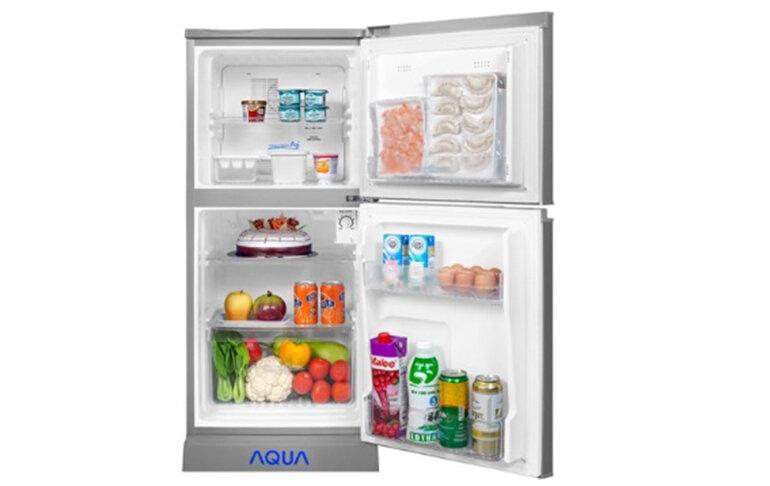 Tủ lạnh Aqua dùng tốt không là thắc mắc của nhiều người. (Nguồn: Internet)