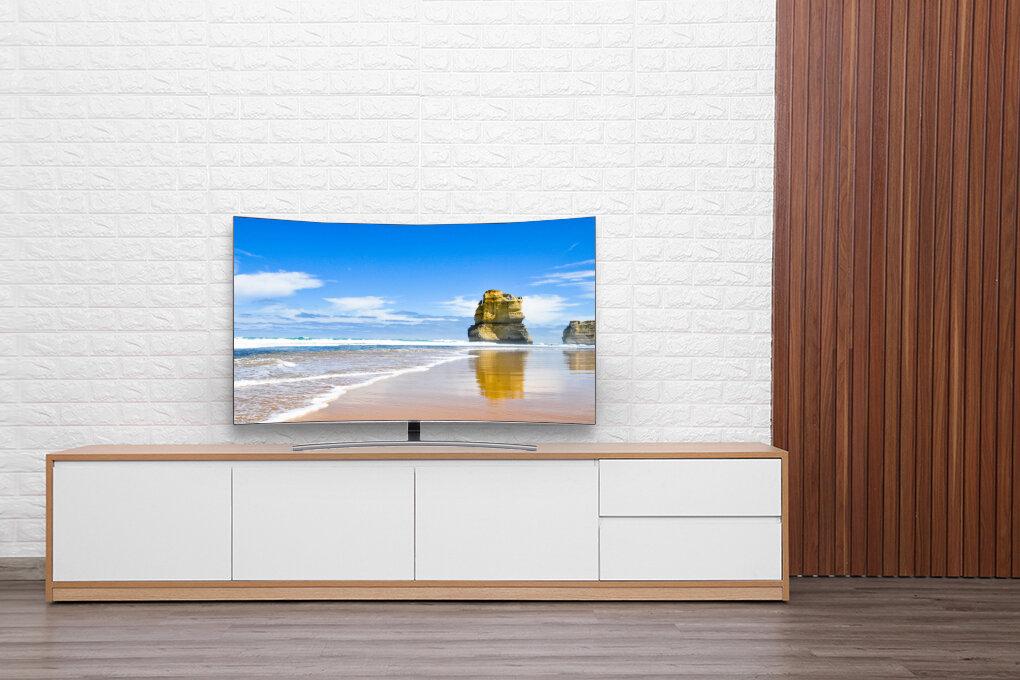 Tivi Samsung với 40 inch phù hợp với nhiều không gian nhà