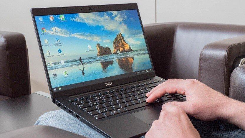 Dòng sản phẩm laptop dành riêng cho doanh nhân của Dell