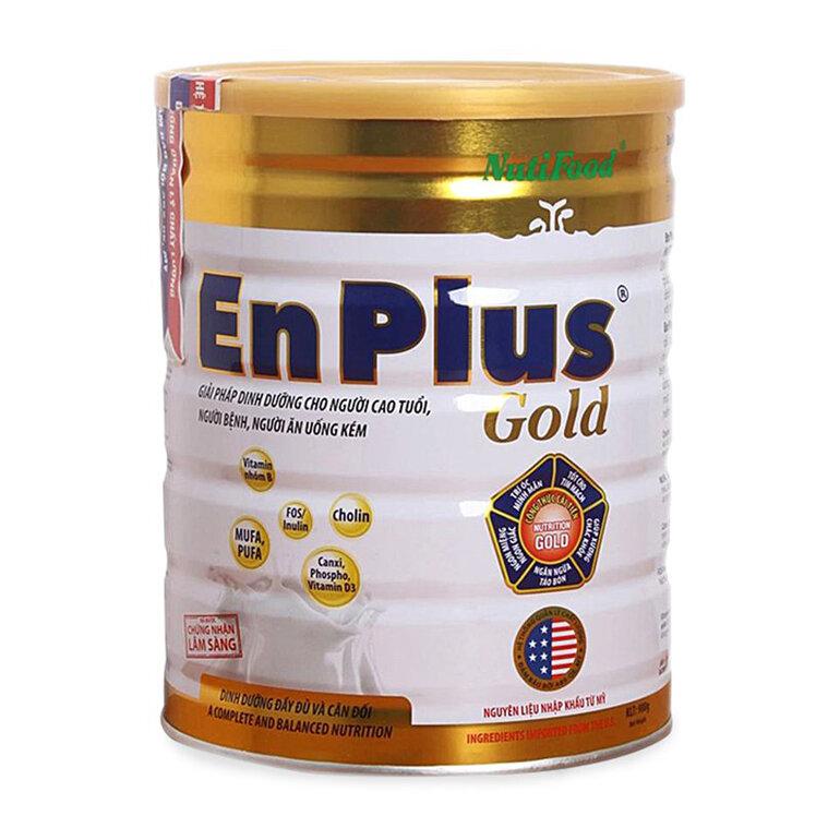 Sữa bột Nutifood Enplus Gold
