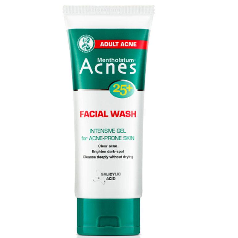 top 3 sữa rửa mặt acnes cho da dầu đáng sắm nhất