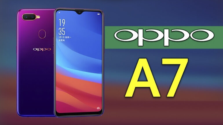 điện thoại Oppo A7 2018