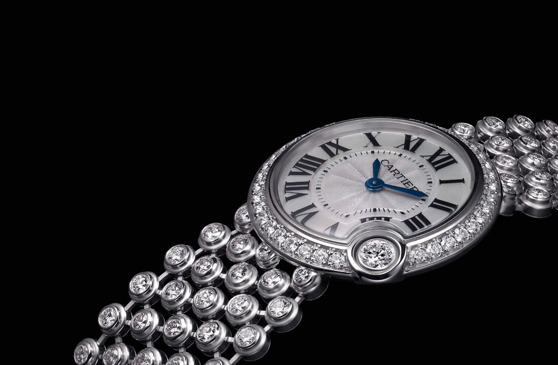 Thiết kế tinh tế, sang trọng của Ballon Blanc de Cartier