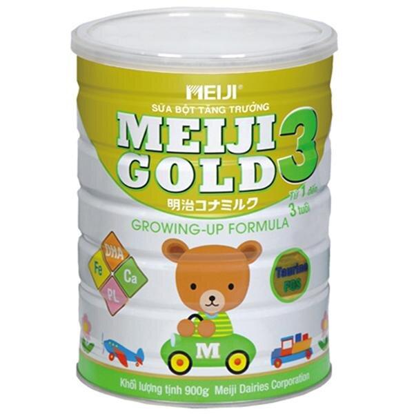 Sữa bột Meiji Gold 3