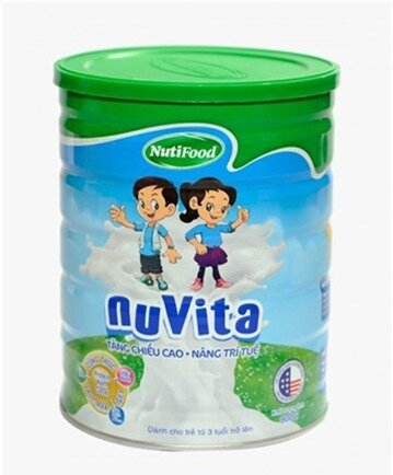 Giá sữa bột Nutifood cập nhật tháng 6
