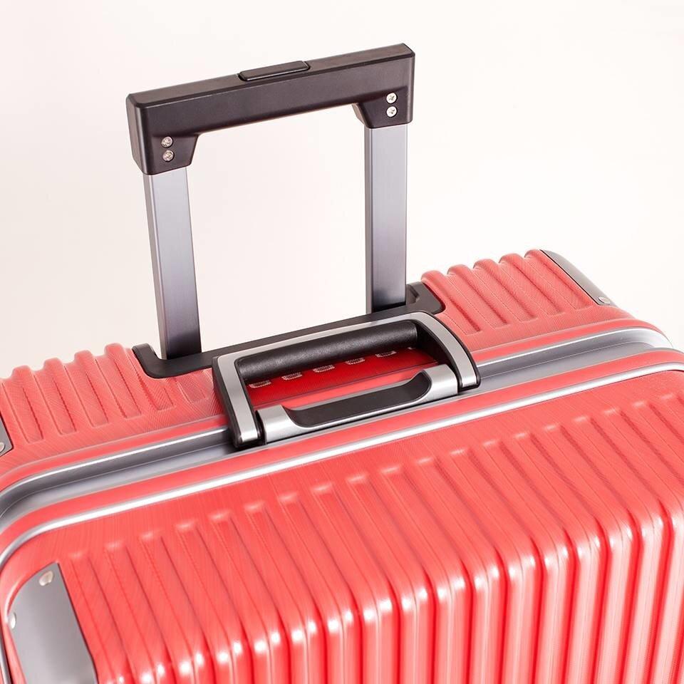 Nên sử dụng khóa số tích hợp trên vali để đảm bảo vấn đề bảo mật