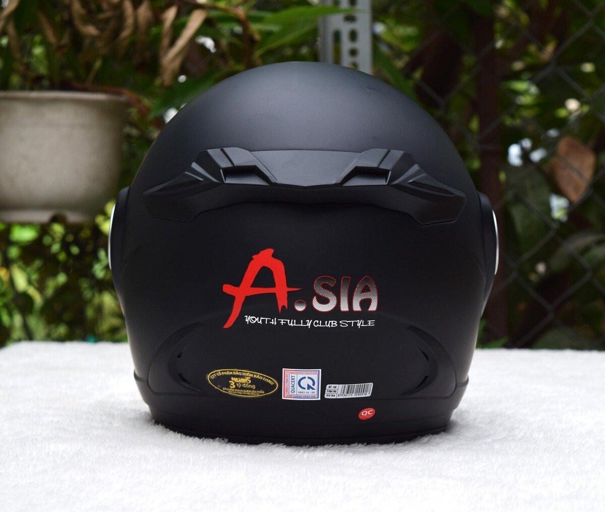 Mũ bảo hiểm Asia có tốt không lại được khách hàng ưa chuộng như vây?
