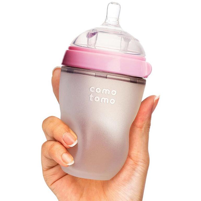 Bình sữa Comotomo cho trẻ sơ sinh
