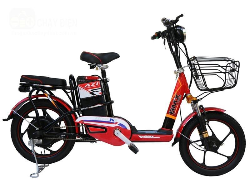 Xe đạp điện BMX được yêu thích bởi vẻ ngoài đậm chất thể thao
