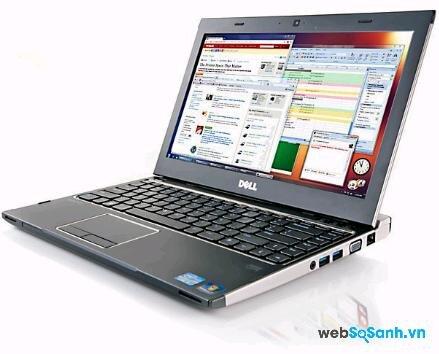 Dell Vostro V131. Nguồn Internet.