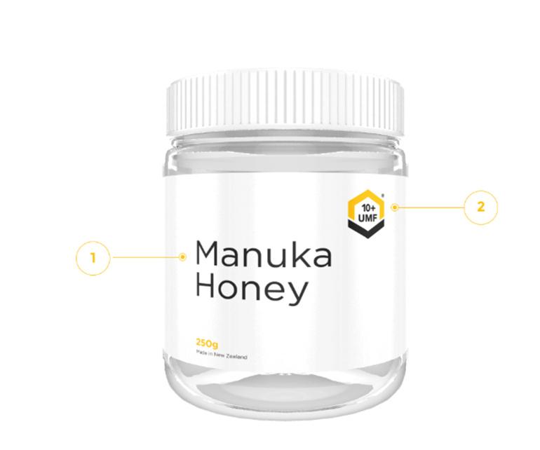 chỉ số umf trên mật ong manuka