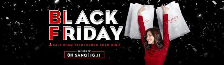 Juno khuyến mãi Black Friday 2018