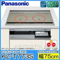 Bếp từ Panasonic KZ T773S