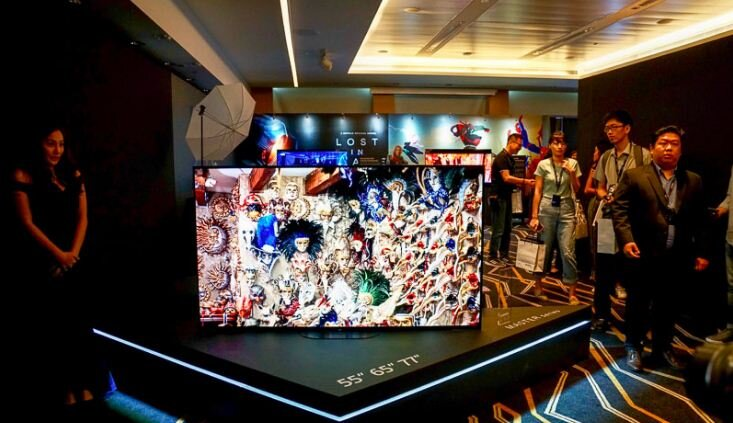 TV OLED 4K HDR A9G và A8G này sẽ có mặt tại Việt Nam vào khoảng cuối tháng 4 và tầm tháng 5/2019 chúng ta sẽ bắt đầu mua được nó.