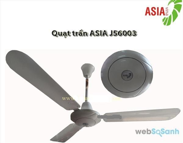 quạt trần Asia J56003