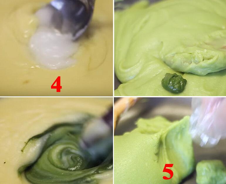 Cách làm bánh dẻo lạnh kiểu Singapore