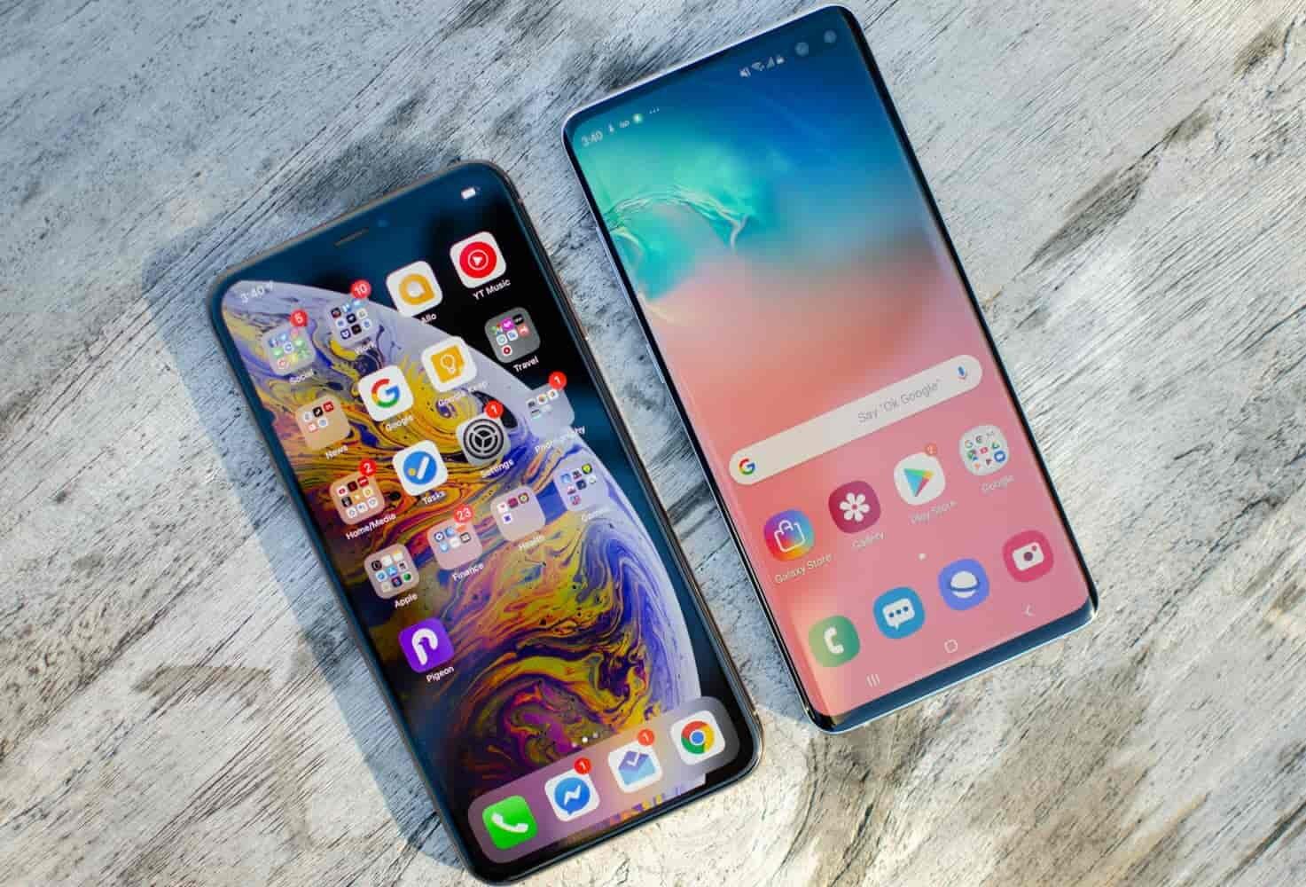 Galaxy S10+ là chiếc điện thoại 2 sim được nhiều người lựa chọn