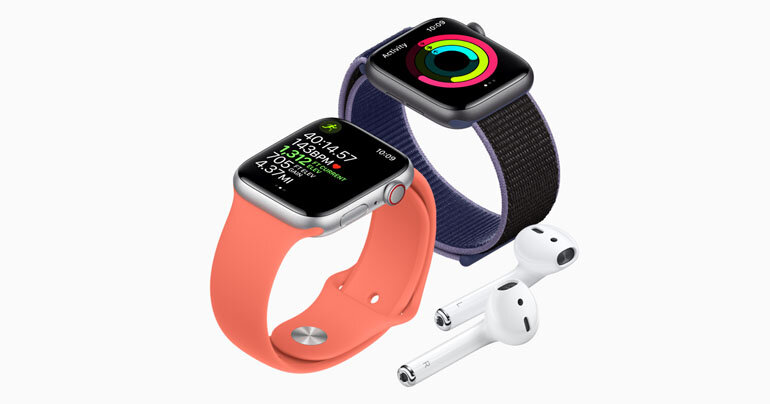 đồng hồ thông minh chính hãng Apple