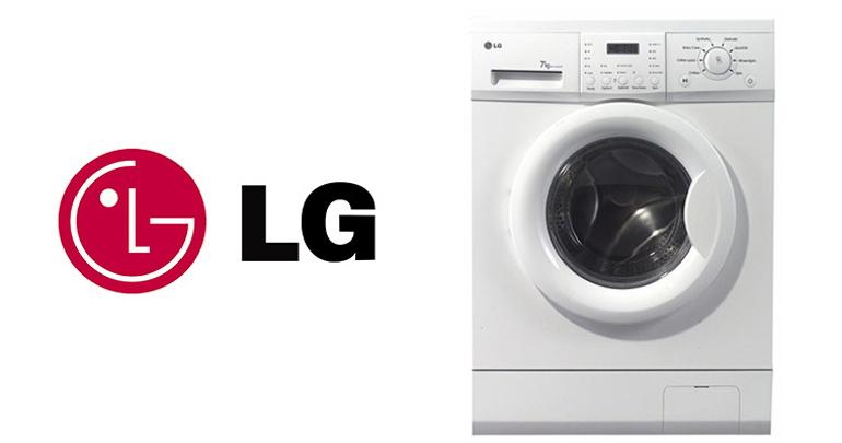 Thương hiệu máy giặt cửa ngang LG với thiết kế hiện đại