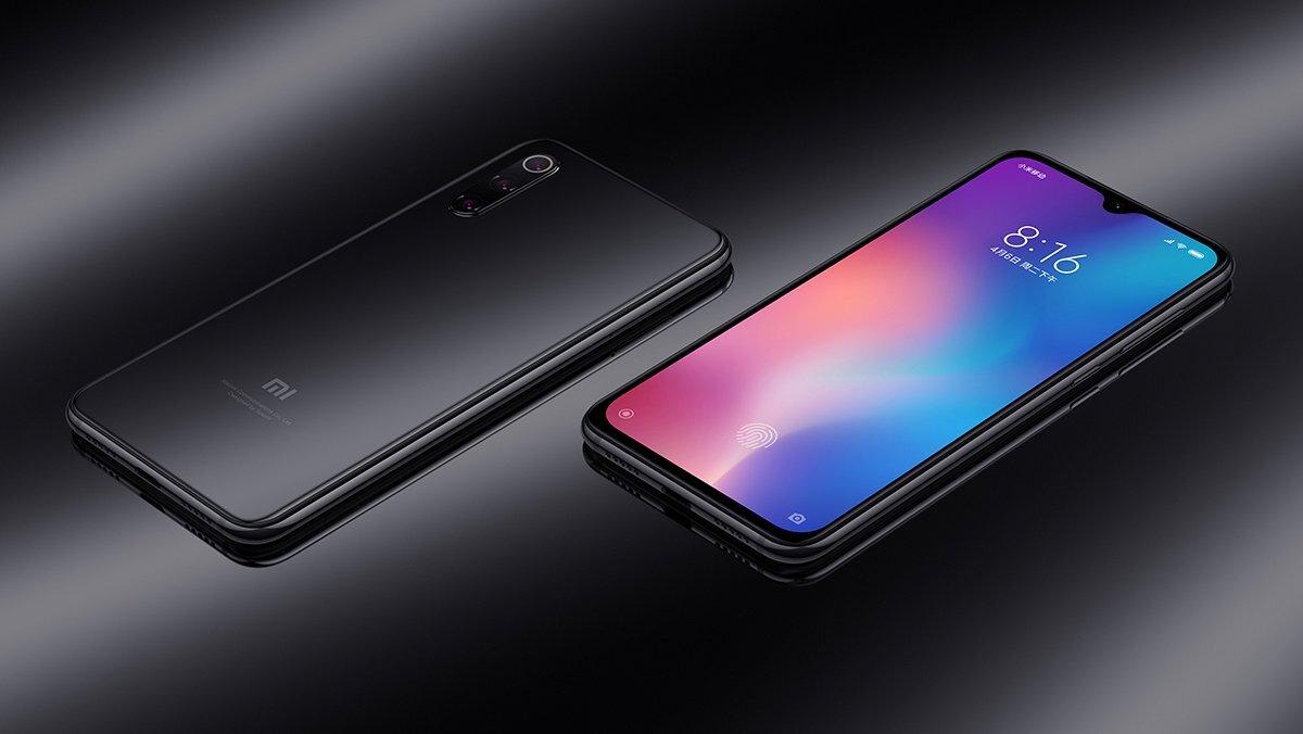 Chiếc smartphone Xiaomi Mi 9 SE