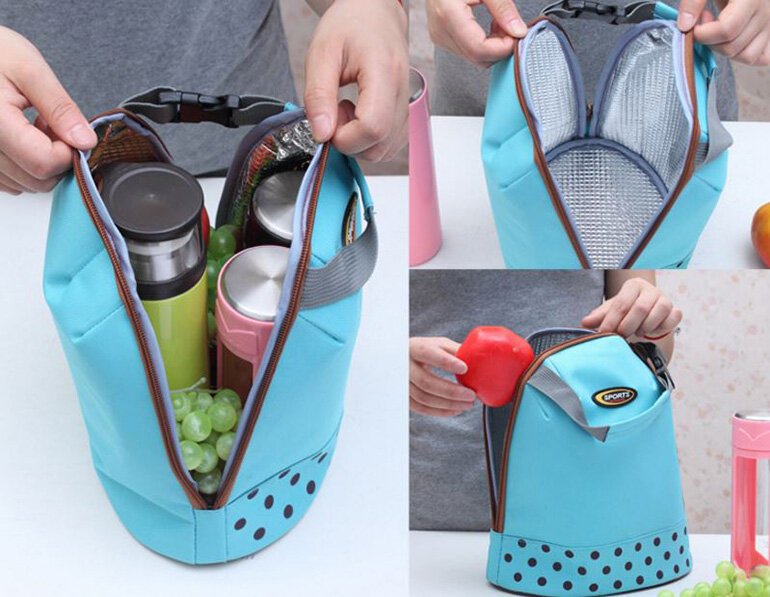 Chọn túi giữ nhiệt bình sữa loại nào (Nguồn: zemzemshop.com)
