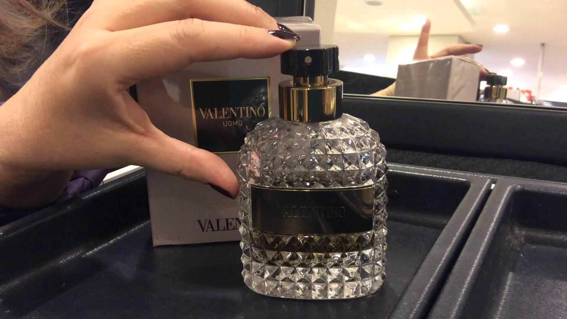 Nước hoa Ý unisex Valentino Uomo