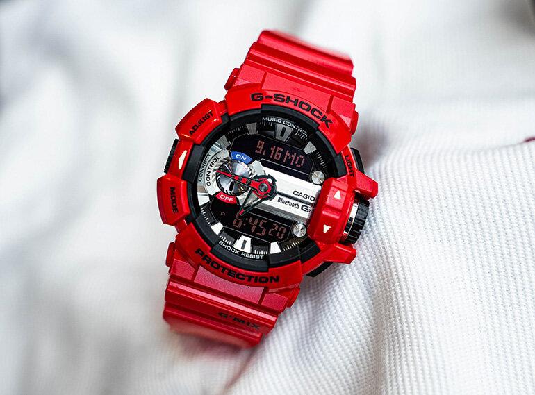 Đồng hồ có kích thước phù hợp sẽ tạo cảm giác thoải mái nhất cho bé