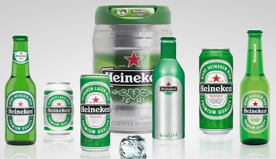 Bia Heineken Việt Nam nhập khẩu từ Hà Lan và Pháp