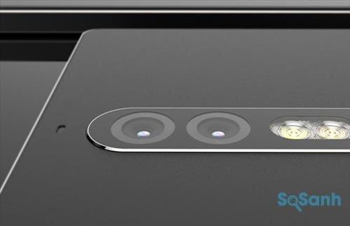 cấu hình Nokia 8
