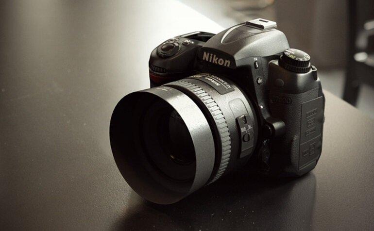 mua máy ảnh cũ