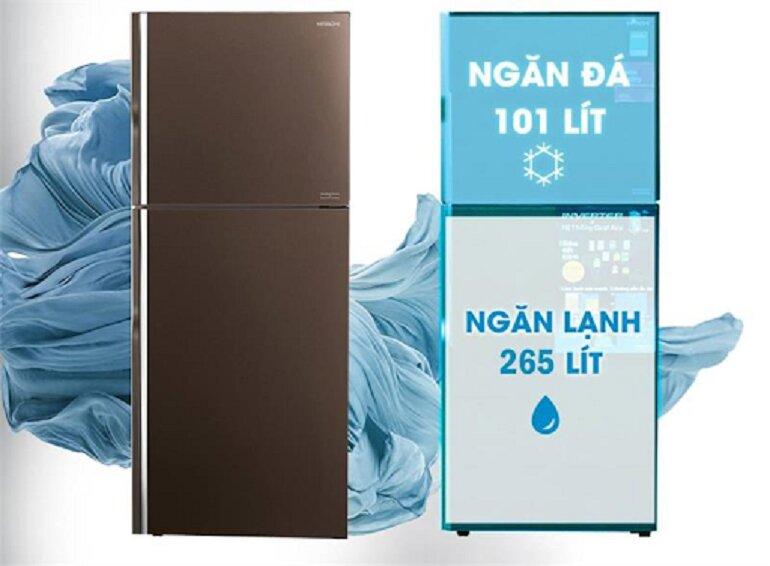 3 lý do bạn nên mua tủ lạnh Hitachi Fg480pgv8 (Gbw) - 366L Inverter