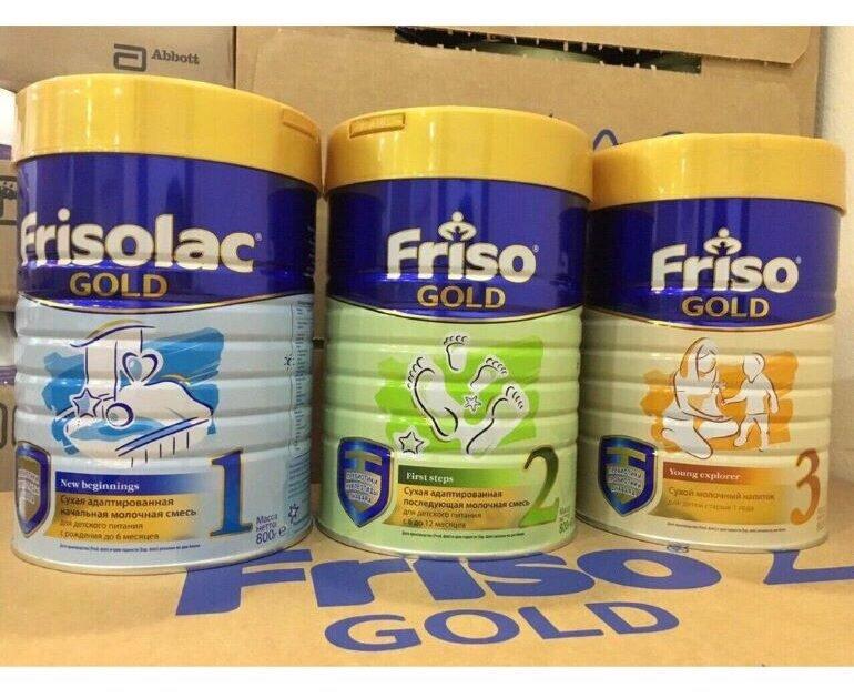 Sữa bột Friso