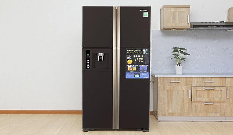 Đánh giá về thương hiệu tủ lạnh Hitachi