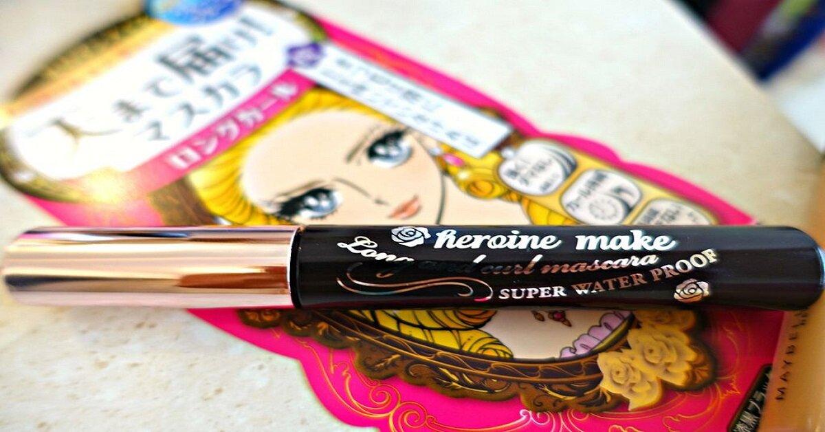 mascara heorine make của nhật