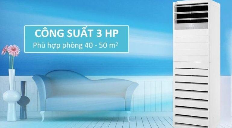 Điều hòa câytủ đứng LG Inverter 3 HP APNQ30GR5A3 - Giá rẻ nhất: 26.750.000 vnđ