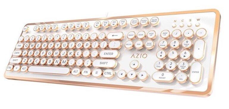 10 bàn phím có thiết kế độc lạ