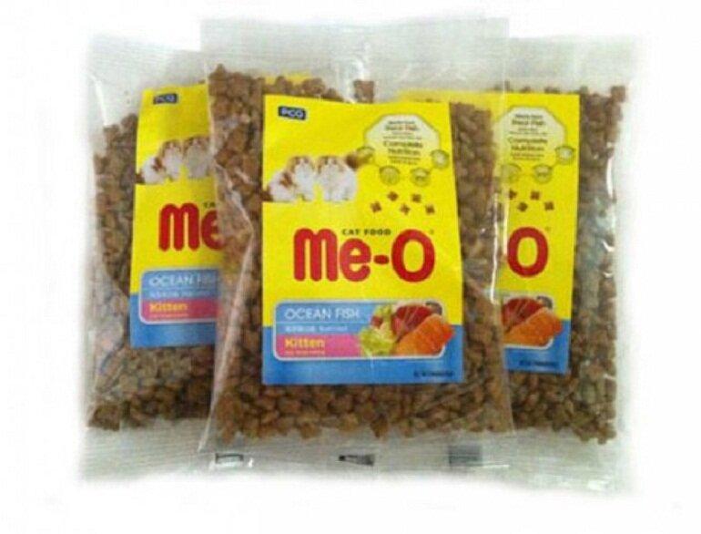 Thành phần dinh dưỡng của thức ăn cho mèo Me-O đầy đủ và phong phú