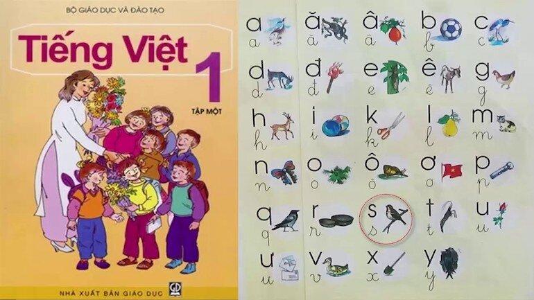 Cần dành nhiều thời gian tự học sách giáo khoa tiếng việt lớp 1 cùng con