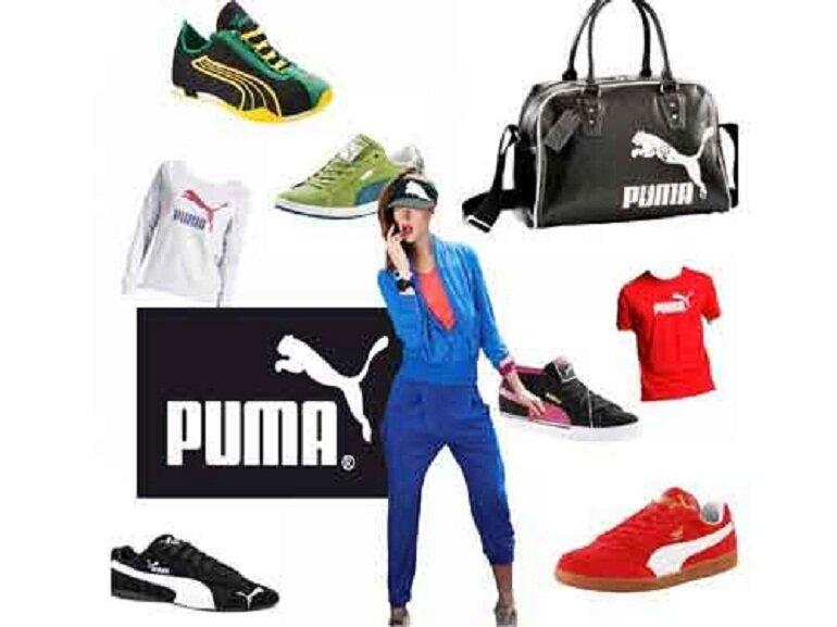 Puma là thương hiệu giày và quần áo thể thao lớn thứ 3 thế giới