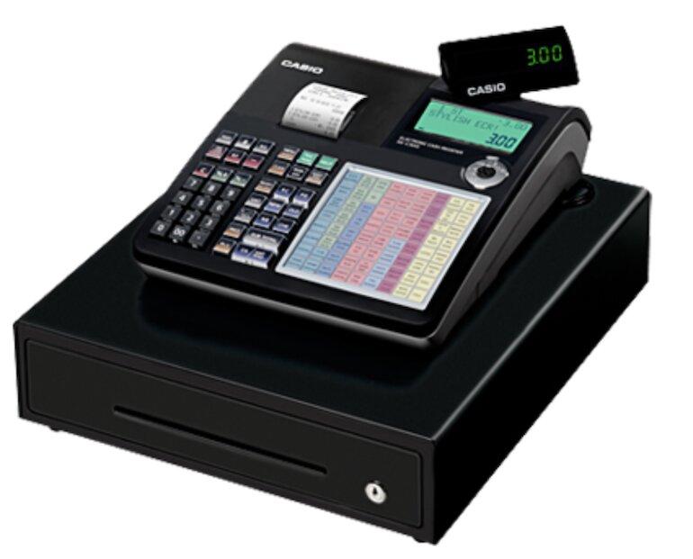 Máy tính tiền cũ vẫn có thể đảm bảo được nhiều tính năng