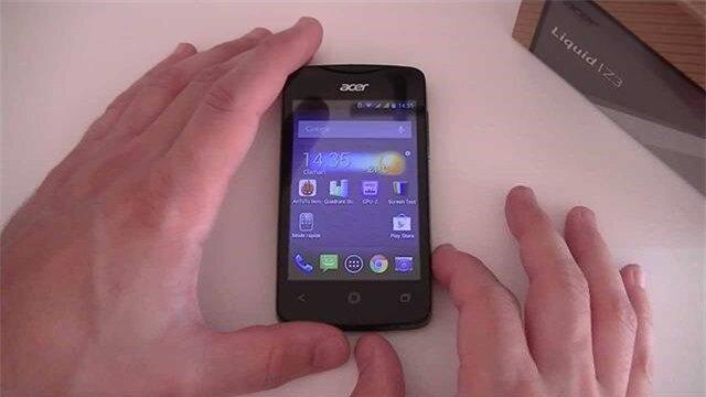 """Đánh giá Acer Liquid Z3 Duo, """"dế"""" 2 SIM 2 sóng giá chỉ 2,8 triệu đồng"""