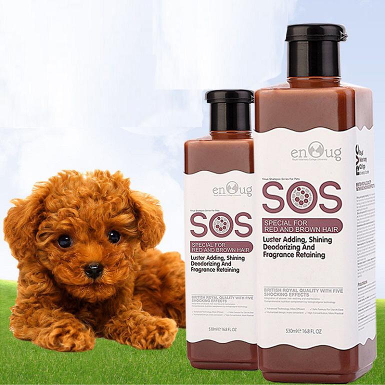 Sữa tắm SOS nâu đỏ