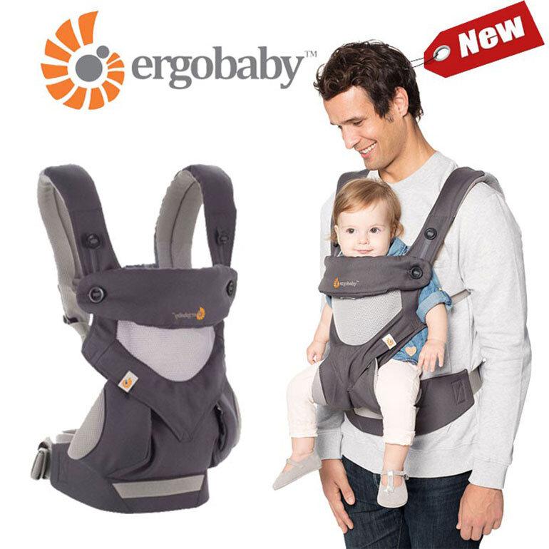 Đai địu em bé Ergo Baby 360