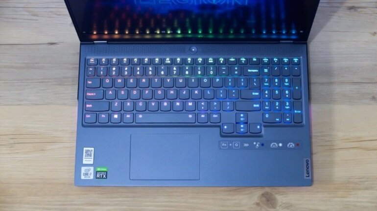 laptop gaming lenovo legion 7i