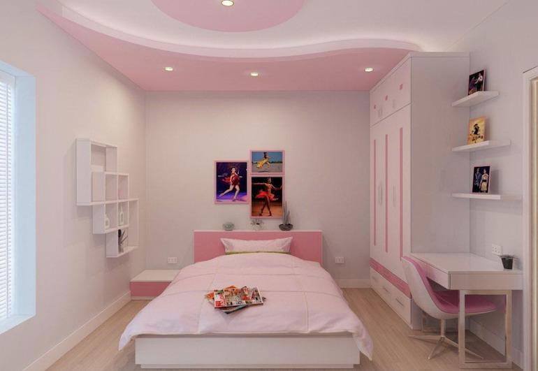 Nội thất phòng ngủ trẻ em gồm những gì?