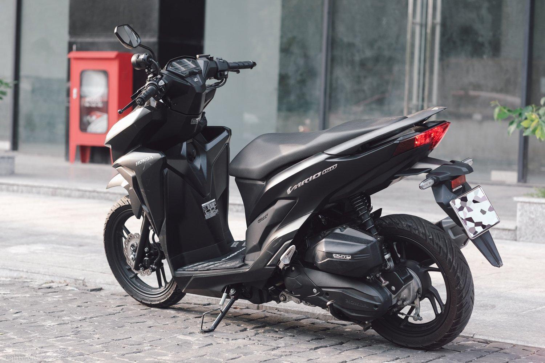 Honda Vario có hai phiên bản