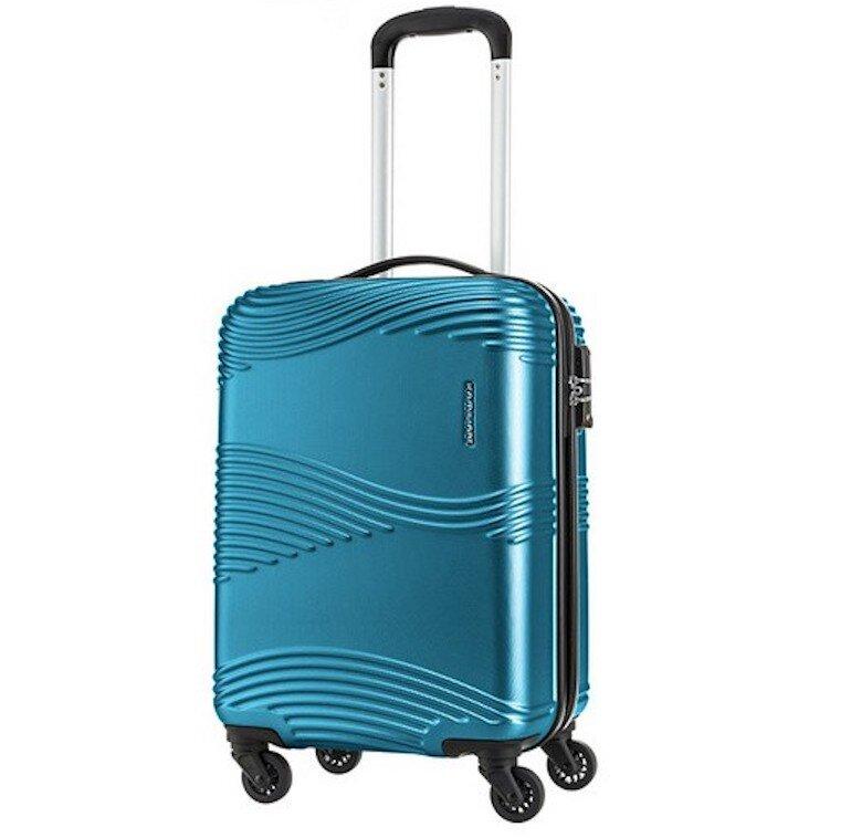Vali nhựa Kamiliant Teku màu xanh ngọc 28inch