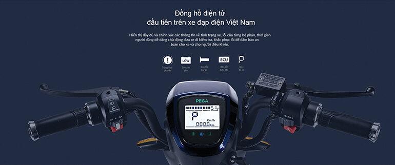 xe đạp điện pega cap a+