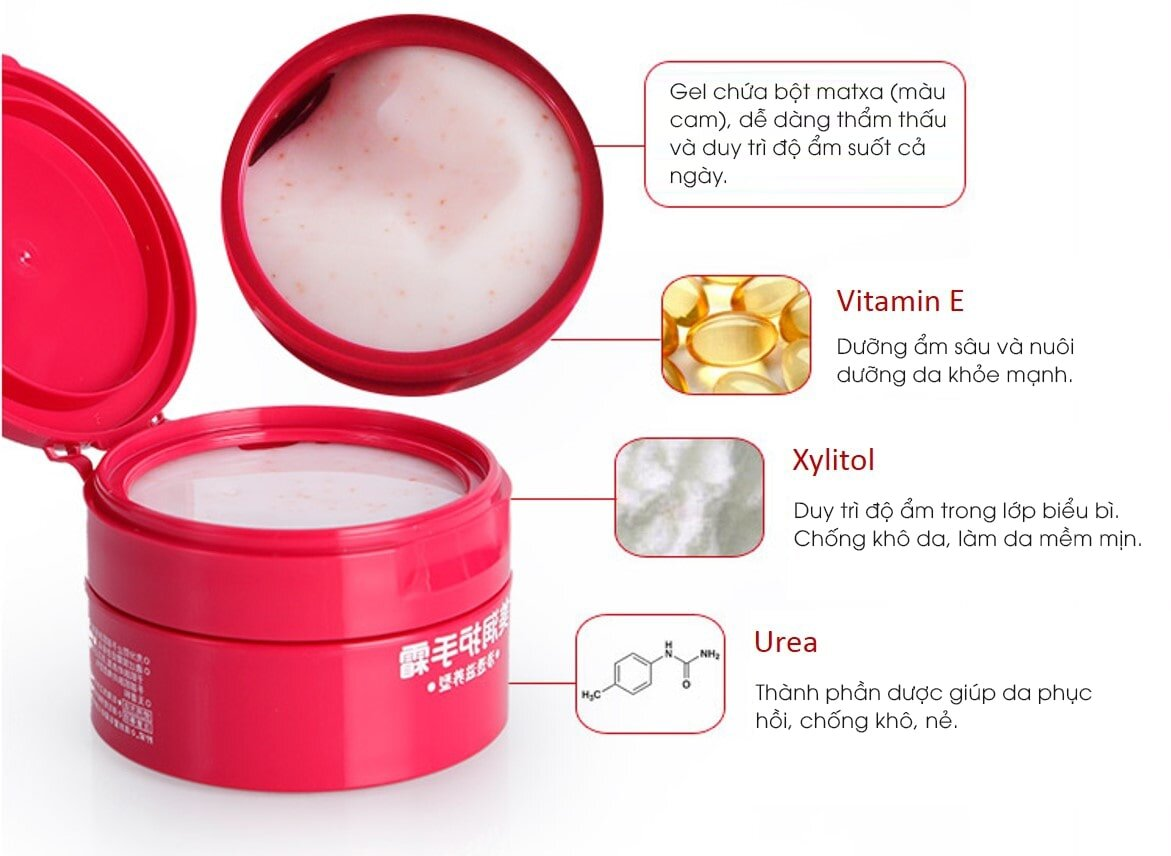 Thành phần tự nhiên được dùng cho Shiseido không gây hại cho sức khỏe